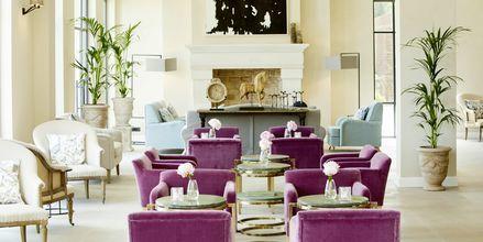 Lounge, Hotelli MarBella Nido Suite Hotel & Villas, Korfu.