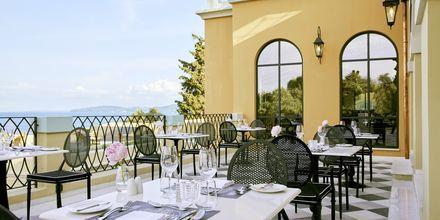 Pääravintola Giovanni, Hotelli MarBella Nido Suite Hotel & Villas, Korfu.