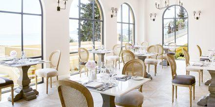 Pääravintola San Giovanni, Hotelli MarBella Nido Suite Hotel & Villas, Korfu.