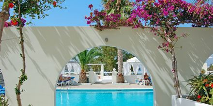 Allas. Hotelli Marcos Beach, Ios, Kreikka.