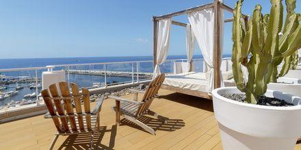 Allasalue. Hotelli Marina Bay View, Puerto Rico, Gran Canaria.