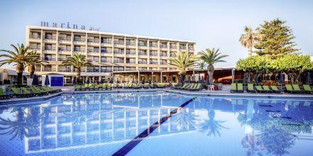 Allas, Hotelli Marina Beach, Gouves, Kreeta.