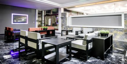 Lounge, Hotelli Marina Beach, Gouves, Kreeta.