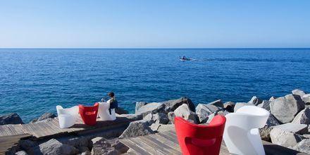 Terassi, Hotelli Marina Suites, Puerto Rico, Gran Canaria.