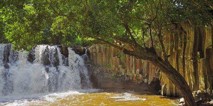 Rochester falls -vesiputous Mauritiuksella.