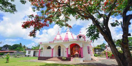 Maheswarnath -temppeli Mauritiuksella.