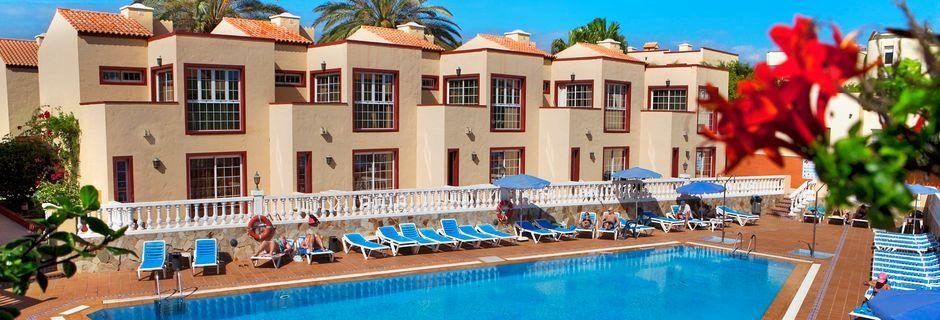 Hotelli Maxorata Beach, Corralejo, Fuerteventura.