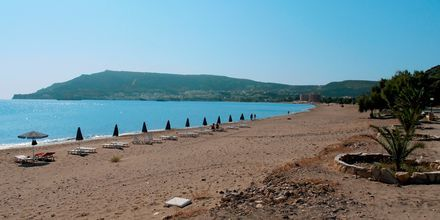 Ranta. Hotelli Mediterranean Beach, Karpathos.