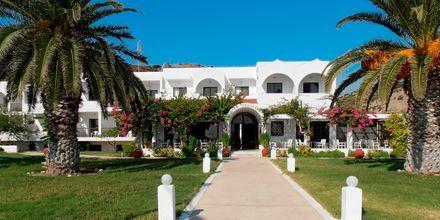 Hotelli Mediterranean Beach, Karpathos.