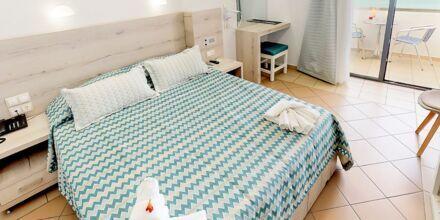 Superior -yksiö. Hotelli Medusa, Rethymnonin kaupunki, Kreeta, Kreikka.