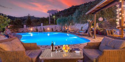 Allasalue, Hotelli Mega Ammos, Sivota, Kreikka.