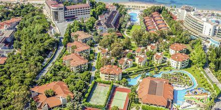 Hotelli Melas Holiday Village, Side, Turkki.