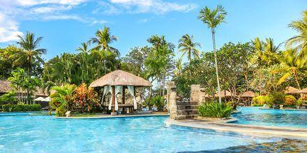 Allas, hotelli Melia Bali Villas & Spa. Nusa Dua, Bali.