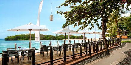 Rantaravintola, hotelli Melia Bali Villas & Spa. Nusa Dua, Bali.