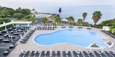 Allasalue, Hotelli Melia Madeira Mare, Funchal, Madeira.