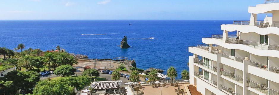 Hotelli Melia Madeira Mare, Funchal, Madeira.