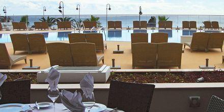 Mare Nostrum-ravintola, Hotelli Melia Madeira Mare, Funchal, Madeira.