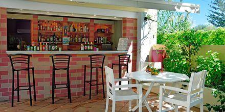Allasbaari. Hotelli Melina Beach, Platanias, Kreeta, Kreikka.