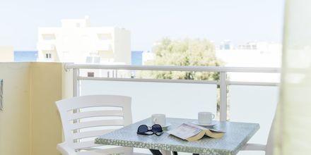 Yksiö. Hotelli Melmar, Rethymnonin kaupunki, Kreeta, Kreikka.
