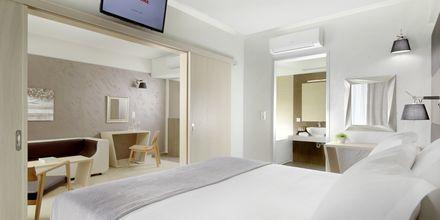 Sviitti, Hotelli Melrose, Rethymnonin kaupunki, Kreeta.