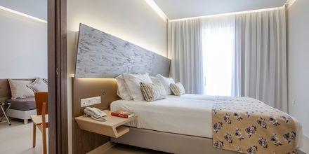 Perhehuone. Hotelli Melrose, Rethymnon, Kreeta, Kreikka.