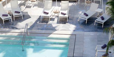 Allas, Hotelli Melrose, Rethymnonin kaupunki, Kreeta.