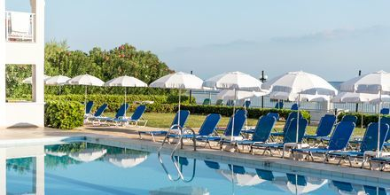 Allas. Hotelli Meridien Beach, Zakynthos.