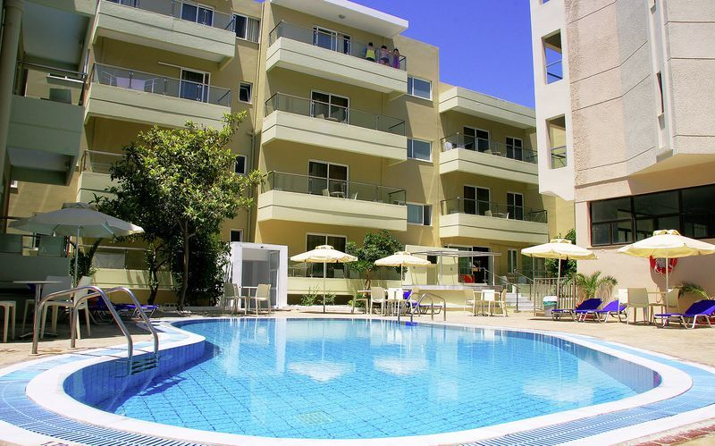 Hotelli Michel, Kos, Kreikka