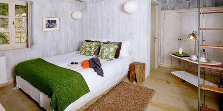 Kahden hengen huone, Mikro Papigo 1700 Hotel & Spa. Zagoria, Kreikka.
