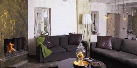 Aula, Mikro Papigo 1700 Hotel & Spa. Zagoria, Kreikka.
