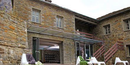 Spa, Mikro Papigo 1700 Hotel & Spa. Zagoria, Kreikka.