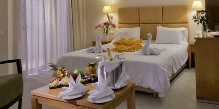 Junior-sviitti, Hotelli Minos, Rethymnon, Kreta