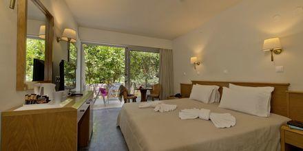 Kahden hengen huone, Hotelli Minos, Rethymnon, Kreta