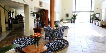 Aula, Hotelli Minos Mare, Rethymnon, Kreeta.