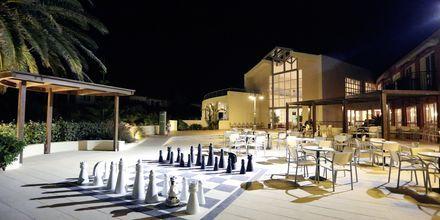 Allasbaari, Hotelli Minos Mare, Rethymnon, Kreeta.