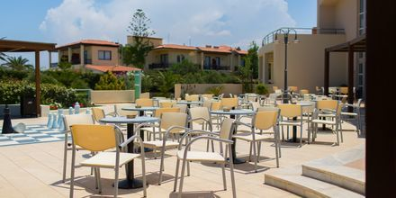 Snackbaari, Hotelli Minos Mare, Rethymnon, Kreeta.
