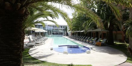 Hotelli Minos Mare Royal, Rethymnonin rannikko, Kreeta.