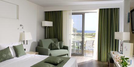 Deluxe-huone, Hotelli Minos Mare Royal, Rethymnonin rannikko, Kreeta.