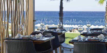 Aasialainen ravintola. Hotelli Mitsis Alila Resort & Spa, Rodos, Kreikka.