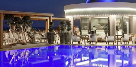 Baari. Hotelli Mitsis Alila Resort & Spa, Rodos, Kreikka.
