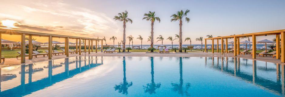 Hotelli Mitsis Alila Resort & Spa, Rodos, Kreikka.