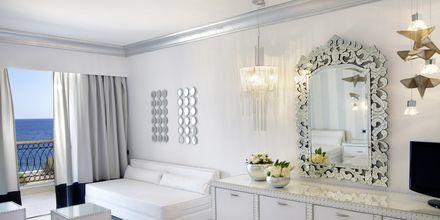 Kahden hengen huone, Hotelli Mitsis Alila Resort & Spa, Rodos, Kreikka.