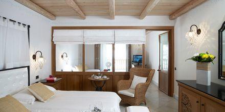 Perhehuone, Hotelli Mitsis Blue Domes Resort & Spa, Kos, Kreikka.