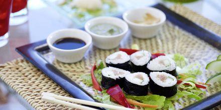 Aasialainen ravintola, Mitsis Faliraki Beach Hotel & Spa, Faliraki, Rodos.