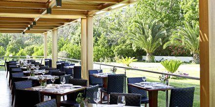 Buffetravintola, Mitsis Faliraki Beach Hotel & Spa, Faliraki, Rodos.