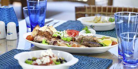 Kreikkalainen ravintola, Mitsis Faliraki Beach Hotel & Spa, Faliraki, Rodos.
