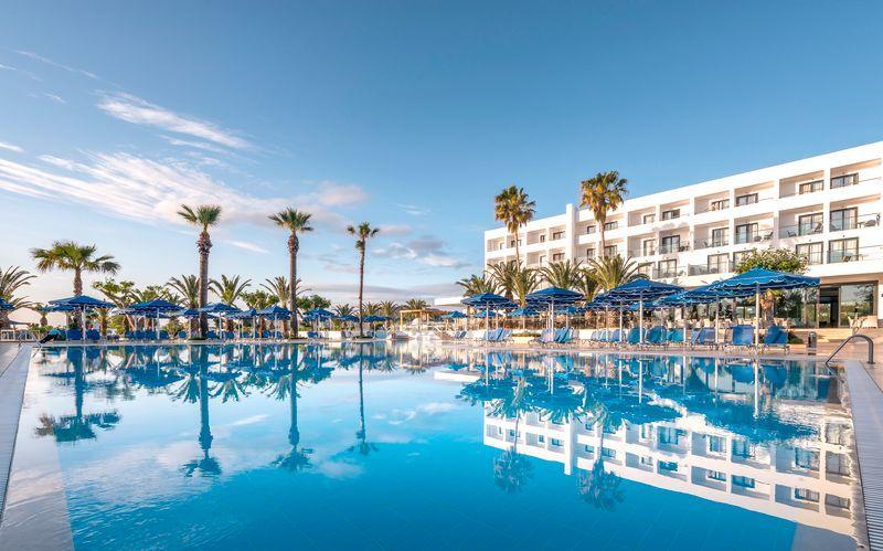 Mitsis Faliraki Beach Hotel & Spa, Faliraki, Rodos.
