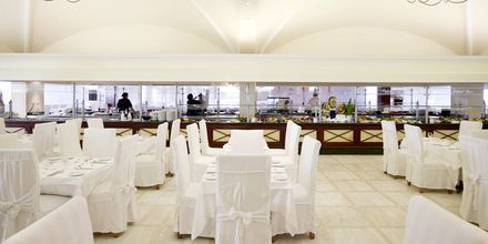 Buffetravintola, Mitsis Grand Hotel, Rodos, Kreikka.