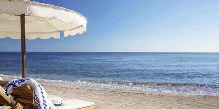 Läheinen ranta, Hotelli Laguna Resort Mitsis Hotels, Anissaras, Kreeta