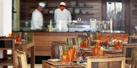 Meksikolainen ravintola, Hotelli Laguna Resort Mitsis Hotels, Anissaras, Kreeta